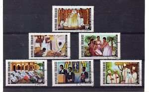 Togo-Actos-Religiosos-Series-del-ano-1971-DO-276