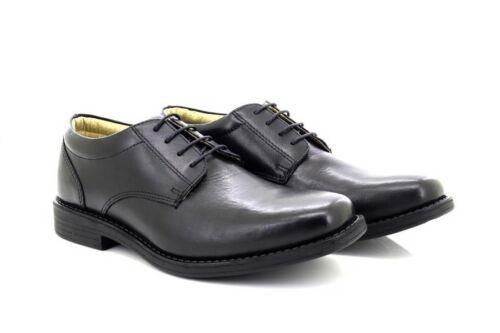 Scarpa Comfort Softie System pelle Air Plain in da Tredflex Gibson stringata nera uomo rnqFwZrU