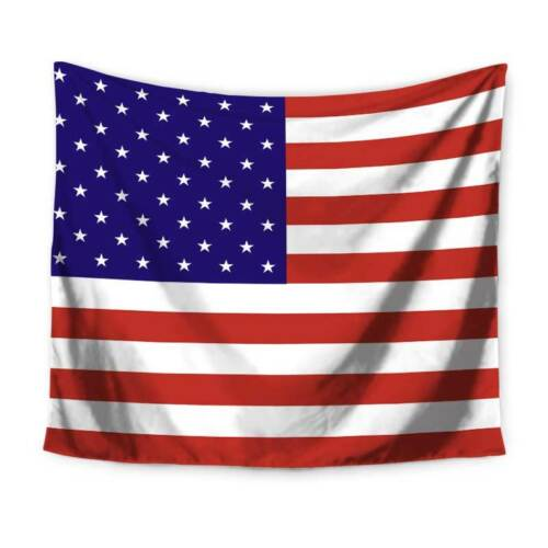 Stars and Stripes USA Flag Tapestry Wall Hanging Country Symbol Wall  Tapestries
