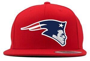 Red-Tom-Brady-New-England-Patriots-Super-Bowl-Champions-Logo-Snapback-Hat