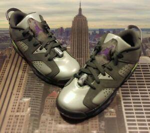 Image is loading Nike-Air-Jordan-VI-6-Retro-Low-GG-