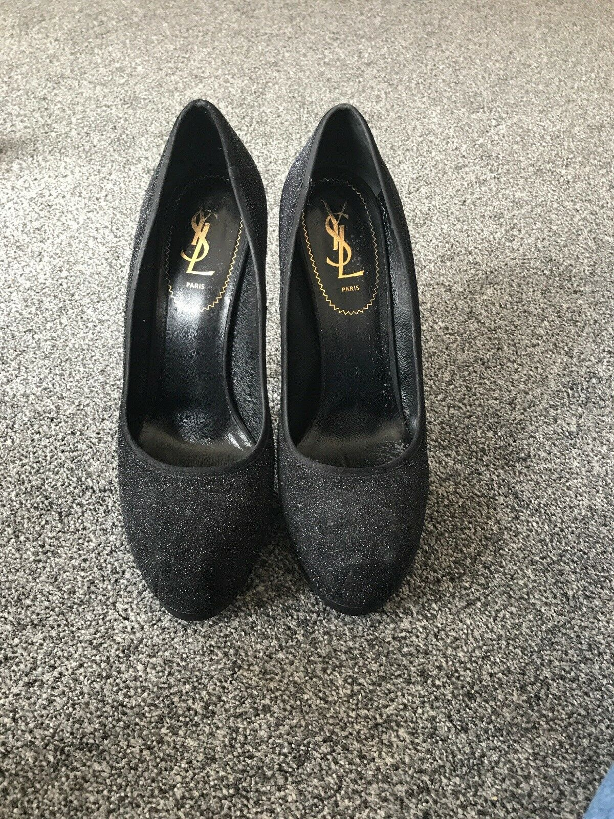Yves SAINT LAURENT tribtoo POMPE 38.5 EU