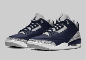 Size 10.5 - Jordan 3 Retro Blue