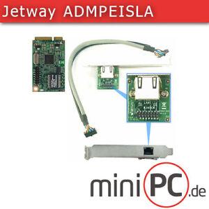 Jetway-ADMPEISLA-Mini-PCIe-1x-Gigabit-LAN-Intel-82574