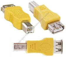 USB2.0 Type A Female~B Male Port/Printer/Hub/KVM/Device/cable/cord/wire Adapter