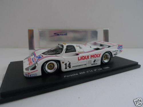 SPARK - Porsche 956, No.14 Le Mans 9th 1986 - 1 43