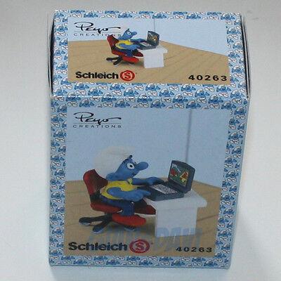 Di Larghe Vedute Puffo Puffi Smurf Smurfs Schtroumpf 4.0263 40263 Laptop Computer Box 8a Ridurre Il Peso Corporeo E Prolungare La Vita