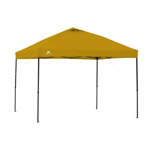 Instant Canopy Pop Up 10x10 Straight Leg Tent Gazebo Portable Shelter Outdoor