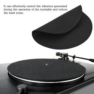 Turntable-Slipmat-Disc-Record-Player-Vinyl-Placemat-Pad-Felt-Soft-Mat-Slipmat