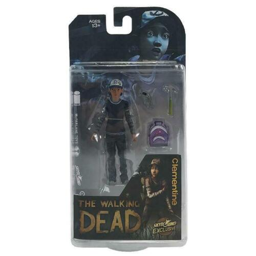 The Walking Dead clementinas Skybound Exclusiva Mcfarlane Figura De Acción 15cm Nuevo