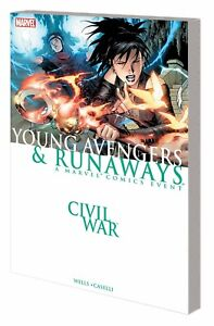 CIVIL-WAR-YOUNG-AVENGERS-AND-RUNAWAYS-TP-NEW-PTG-MARVEL-COMICS-TPB-NEW