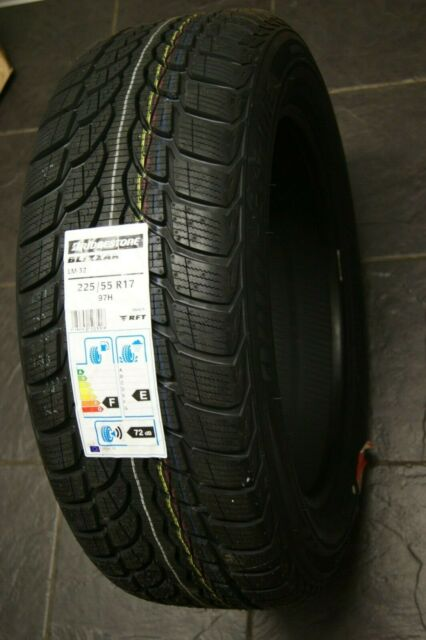 Winterreifen Bridgestone Blizzak LM-32 XL 225//55R17