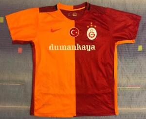 outlet store bfe73 605f3 Details about NIKE GALATASARAY HOME 2015-2016 FOOTBALL SHIRT JERSEY SOCCER  TRIKOT TURKEY Sz M