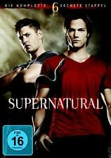 SUPERNATURAL, Staffel 6 (6 DVDs) NEU+OVP