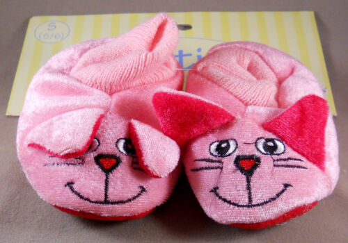M L Chatties Toddlers Slippers Girls House Shoes New With Tags Size : S XL