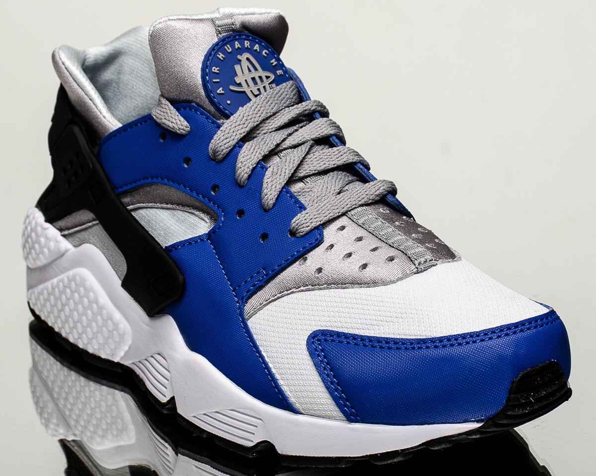 Nike Air Huarache men lifestyle casual sneakers NEW comet bluee 318429-406
