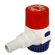 Rule 27DR Motor Replace Cartridge 1100GPH f Pro-Series Livewell//Aerator Pump MD
