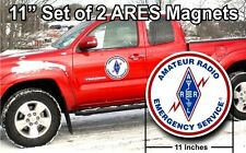 ARES - Amateur Radio Emergemcy Service Car / Truck Magnets SKYWARN Ham