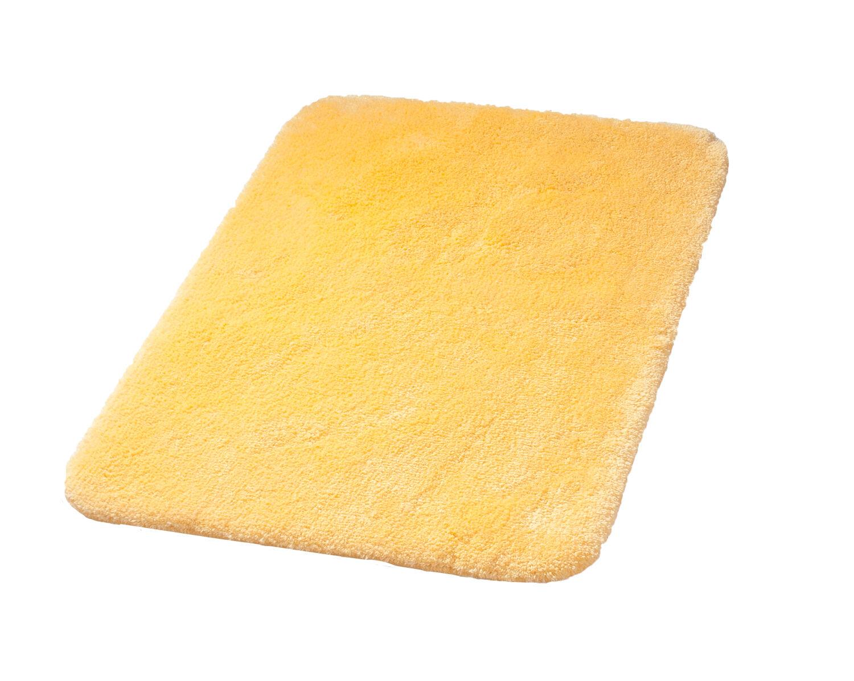 RIDDER Bad Teppich, Bad Vorleger, Badteppich, Badteppich, Badteppich, Istanbul gelb supersoft, 60x90 cm | Sonderpreis  1383ff