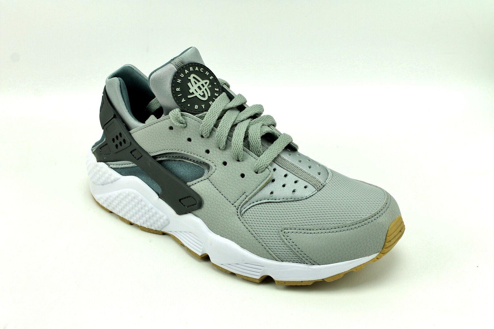 Nike Huarache Shark Zapatos Antracita Blanco 318429-022 Air Zapatos Shark para hombre 9.5 5ff22c