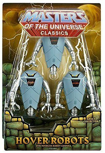 Masters of the Universe Classics Skeletor/'s HOVER ROBOTS figure SDCC MOTU CGP30