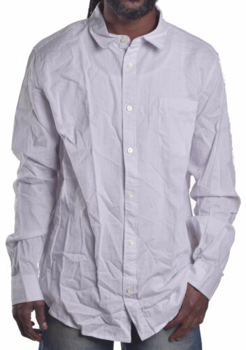 DKNY Men/'s $69.50 Slim Fit Long Sleeve Button Up Shirt Choose Size and Color