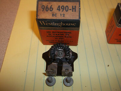 no box Westinghouse AX6.8 overload heater element