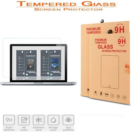 "For Apple MacBook Air 13/"" Premium Tempered Glass Screen Protector 9H Glass 0.3MM"
