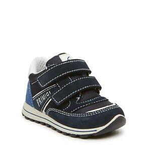 outlet store 14ec1 d3a06 Details about Primigi scarpe bambino sneakers 3372155 blu PE19