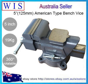 Tremendous Details About 5 19Kg American Type Rotate 3600 Industry Bench Vise Work Bench Clamp 85405 Frankydiablos Diy Chair Ideas Frankydiabloscom