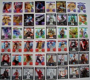 Kaufland-Star-Wars-alle-48-Karten-Komplettsatz-Starwars-Sammel-Aktion-Sticker