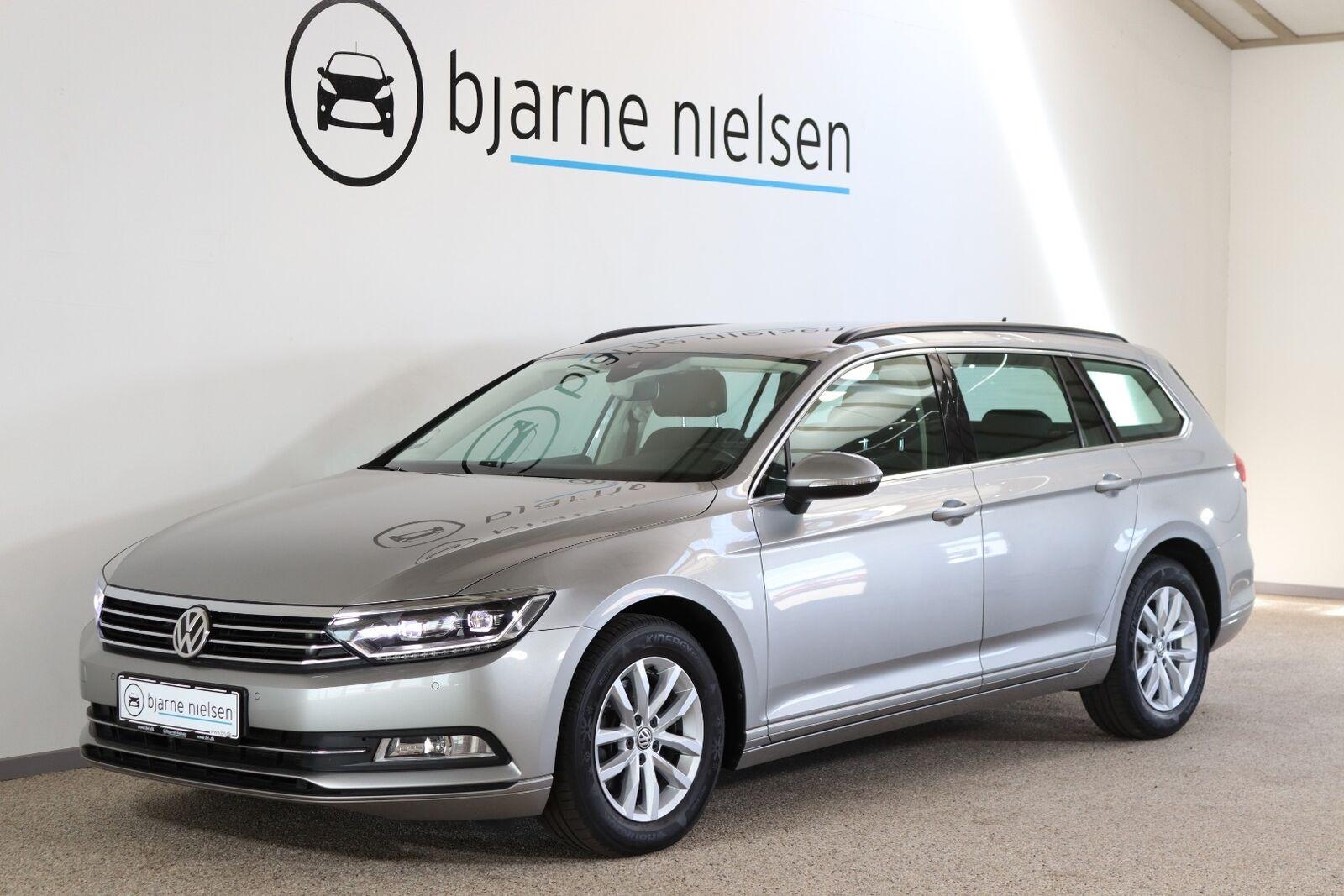 VW Passat 2,0 TDi 190 Comfort+ Vari. DSG
