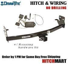 "6K TRAILER HITCH & WIRING FOR 2004-2012 CHEVY COLORADO CLASS 3,  2"" REC.   75607"