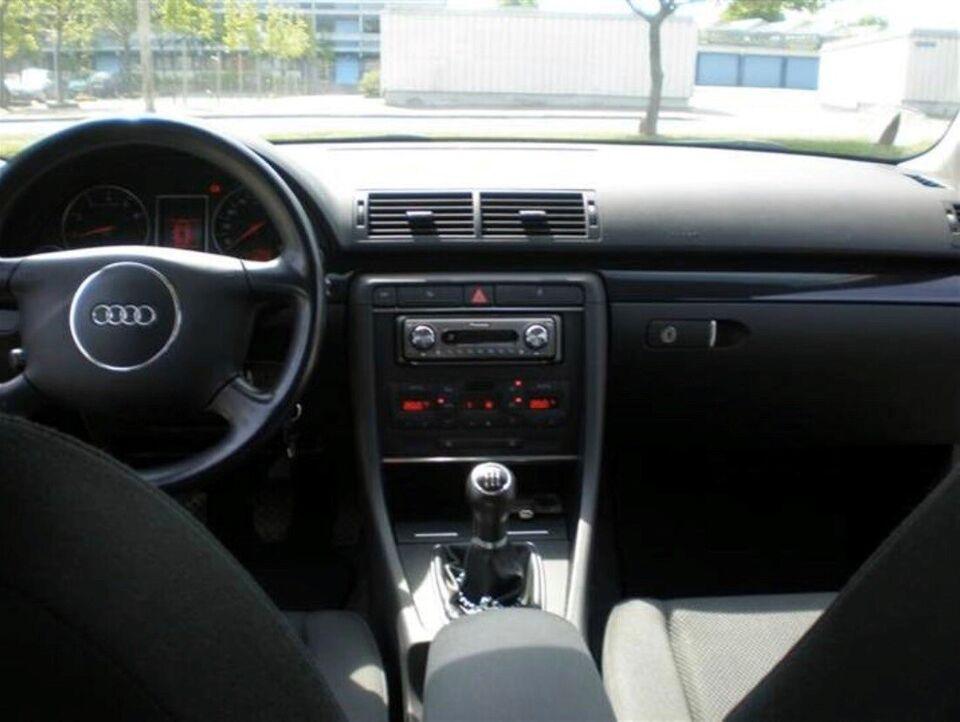 Audi A4, 1,8 T 163, Benzin