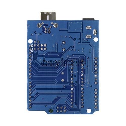 NEW UNO R3 ATmega328P ATMEGA16U2 Board For Arduino Compatible+USB Cable UK
