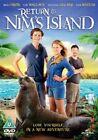 Return To Nim's Island (DVD, 2013)