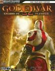 God of War : Chains of Olympus by Off Base Productions Staff, BradyGames Staff and Sony Staff (2008, Paperback)