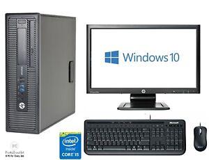 HP-EliteDesk-G1-SFF-4th-Gen-intel-i5-3-2GHz-8GB-1TB-HDD-240GB-SSD-Windows-10-PC