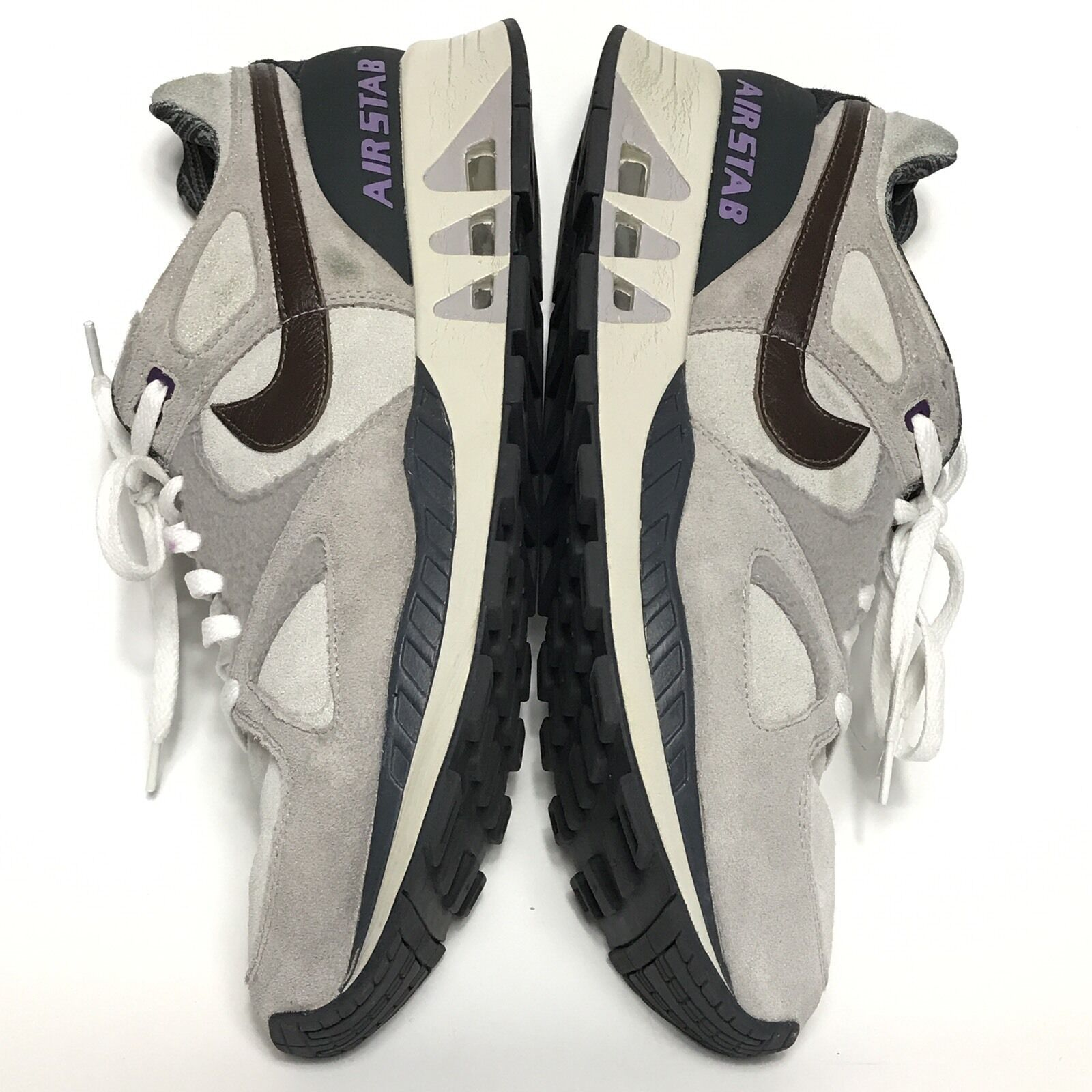 2006 Nike Air Stab  Schuhes Uomo 14 US Athletic Schuhes  Sneakers Purple Gray Air Force AF1 73edf1
