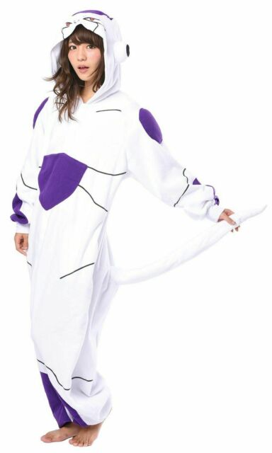 Dragon Ball Freeza Fleece Kigurumi Cosplay Costume Japan Anime Manga F/S
