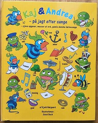 65272a459ea Find Andrea i Børnebøger - Køb brugt på DBA