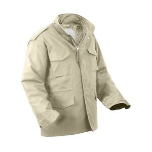 M L Xl Capuche Tailles S Caché Revêtement 2x De Terrain M65 Kaki Avec Veste qPgHpH