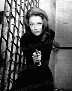 "DIANA RIGG 8/"" X 10/"" glossy photo reprint"