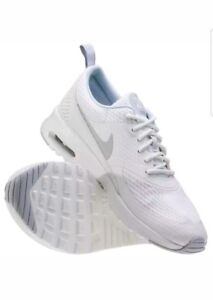 donna Uk 819639 4 da Scarpe nuove tennis 5 da Txt Airmax bianche Nike scarpe Thea 101 qt4v6gOwx4