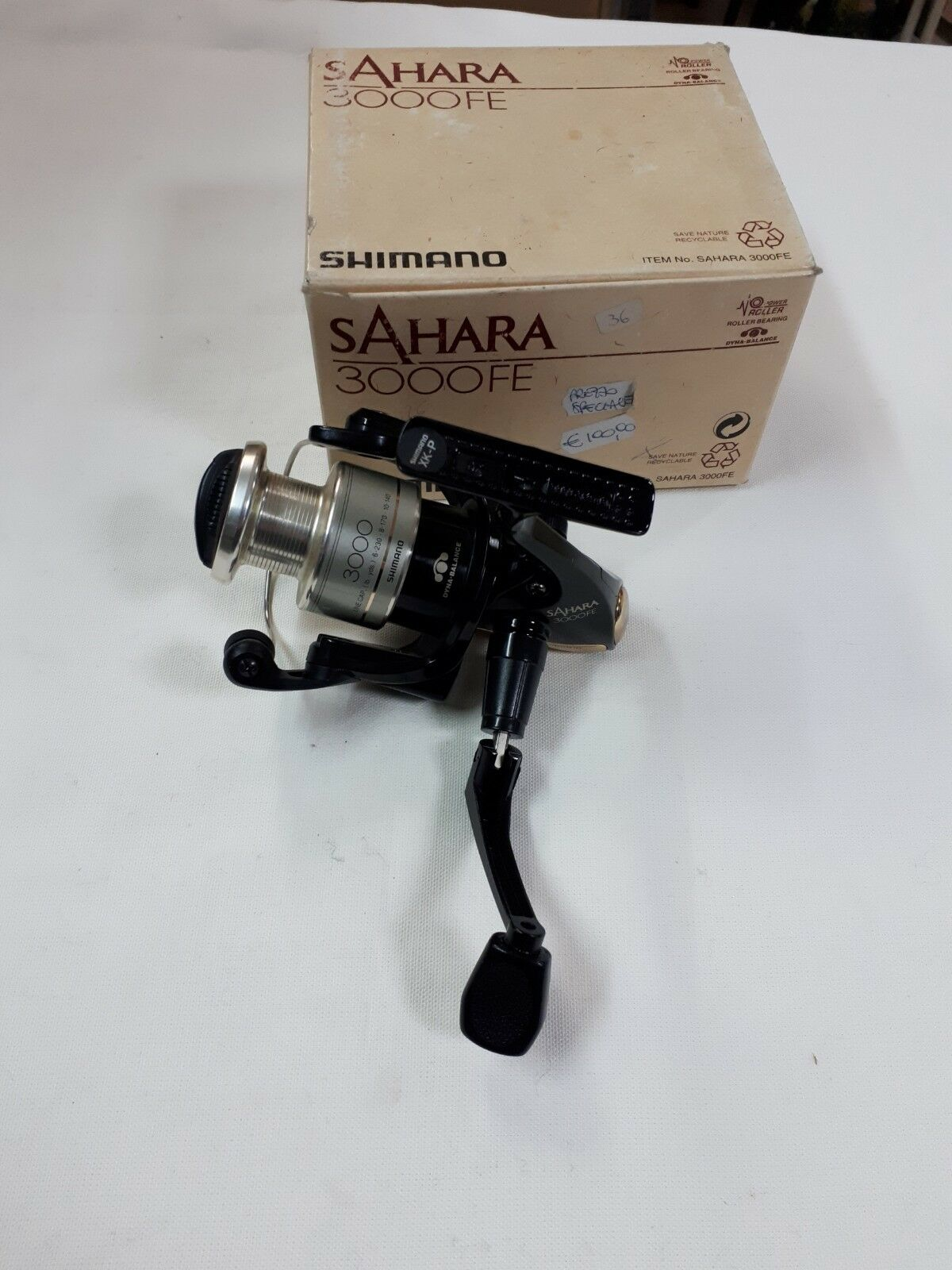 Mulinello Shimano Sahara 3000fenuovissimoofferta Fine Serie