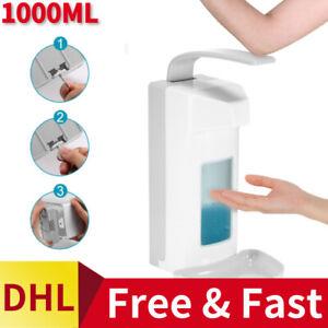 Eurospender Wand Seifenspender Desinfektionsmittelspender 1000 ml Spender TOP