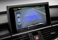 Audi MMI 3G+/4G Trasero interfaz con las pautas de la Cámara de marcha atrás + Entrada Av