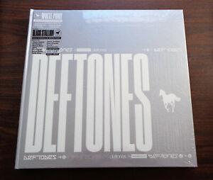 Deftones White Pony 20th Anniversary 4 Vinyl LP  Super Deluxe Box Set #03527