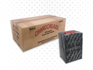 720 ct Charcoblaze Coconut Cube Charcoal 10kg Hookah Lounge Box FREE SHIPPING