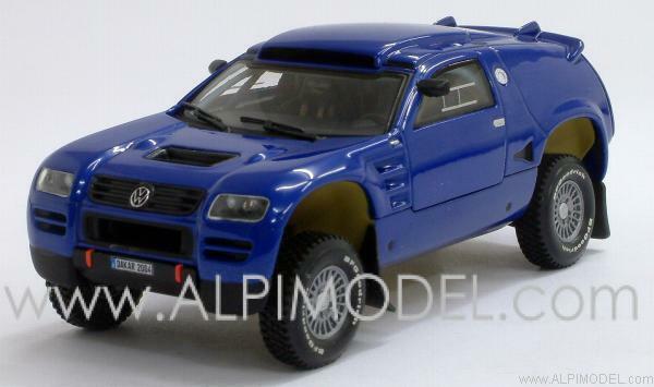 Volkswagen Race Touareg Homologation Version 2003 1 43 MINICHAMPS 436035300